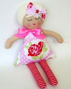 Image of Pretty Playtime Dolly 'Peppa'