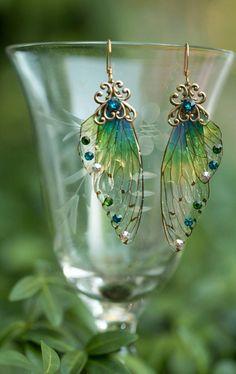 Gems Jewelry, Cute Jewelry, Resin Jewelry, Wire Wrapped Jewelry, Jewelry Crafts, Jewelery, Jewelry Accessories, Handmade Jewelry, Jewelry Design