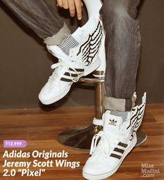 online retailer 1cd35 aa74d Jeremy Scott for Adidas Jeremy Scott, Adidas Originales, Zapatos De  Diseñador
