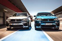 Motor Proyect: BMW X5 y BMW X6 M. Que me vas a echar una carrera... ¿con eso?.