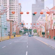 Think Singapore is boring and just filled with glass and concrete behemoths? Singaporean photographer Nguan sets out to prove you wrong in his candy-toned series.