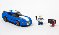 Mustang, F-150 Raptor Lego Sets Revealed | Ford Authority