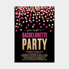 Printable  Shimmer & Shine Bachelorette by fineanddandypaperie, $20.00