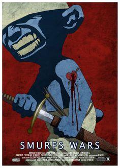 Smurf Wars