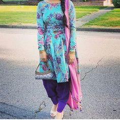 Unique Indian suit