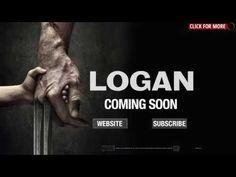 Logan  _Movie Trailer 2017 Logan Movies, Movie Trailers, Wolverine, Youtube, Cinema, Tv, Movies, Television Set, Youtubers