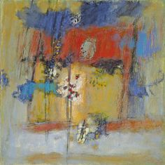 Abode of Insight | pastel on paper | 2013