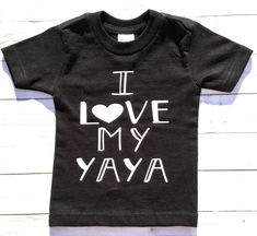 My Godmother in Hawaii Loves Me Toddler//Kids Short Sleeve T-Shirt