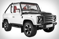 What do you think of this Land Rover Defender Overfinch Bespoke Build? by paulmillerlandrover What do you think of this Land Rover Defender Overfinch Bespoke Build? Landrover Defender, Land Rover Defender Pickup, Land Rover Defender 110, Defender 90, 4x4, Cars Land, Expedition Vehicle, Range Rover, Dream Cars