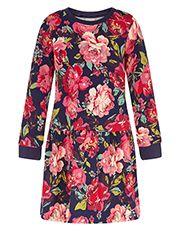 Loretta Rose Jersey Dress