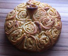 Der etwas andere Apfelkuchen von Sanni84 auf www.rezeptwelt.de, der Thermomix ® Community