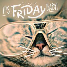 ¡Ya es viernes!   De parte de todo nuestro Staff, les deseamos un rico fin de semana.