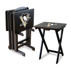 Use this Exclusive coupon code: PINFIVE to receive an additional 5% off the Pittsburgh Penguins TV Trays at SportsFansPlus.com