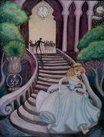 Cinderella by almightystarfish