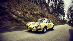 1972 Porsche 911 2.4S wallpaper