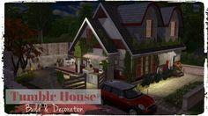 Sims 4 - Tumblr House