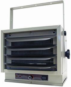 Ceiling Mount Heater Garage Shop Space 240 Volt 5000 Watt Adjustable Angle New #ComfortZone