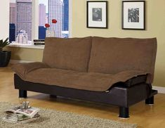 Coaster Futon Sofa Bed