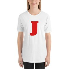 """Red J Jack Playing Card Halloween Costume T-Shirt – """"Playing Card"""" Shirt for … - Couples Costumes Cheap Easy Halloween Costumes, Costume Halloween, Funny Halloween, King Costume, T Shirt Costumes, Fabric Weights, Playing Cards, King Queen, Red"""