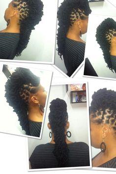 Loc style i need!