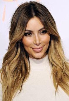 kim kardashian ombre hair 2013 , Google Search