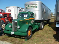1950 White WC-22 Old Dominion #heavyhauling