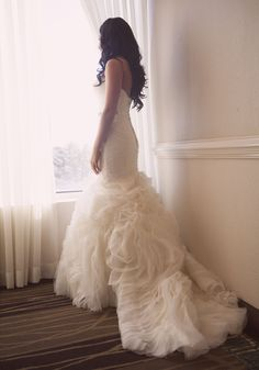 If she could do her wedding again over...