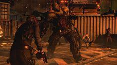 Capcom revela novo sistema multiplayer Crossover de Resident Evil 6
