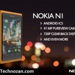 Nokia N1 Android Mobile Review Android ICS with 41 Mp Camera Pure View