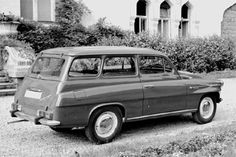 Skoda Octavia Combi 1970'