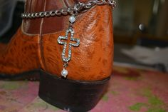 Boot Joolz  Boot Jewelry Silver Boot Joolz by CowgirlUpLadies, $8.75