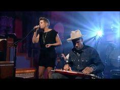 "[HD] Natalie Maines - ""Take It On Faith"" feat. Ben Harper 5/8/2013 David..."