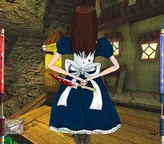 American Mcgee's Alice by !Sutefanii-chan on deviantART