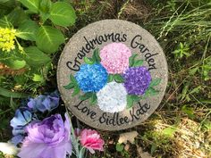 GRANDMA GIFT, Mother's Day Gift, Wildflowers, Gift for Mom, Mothers Day Gift Ideas, Grandma Gift Ideas, Grandmothers Day, Nana Gift, Flowers by samdesigns22 on Etsy Wedding Gifts For Parents, Our Wedding Day, Grandma Gifts, Gifts For Mom, Grandmother's Day, Gift Flowers, Garden Stones, White Gift Boxes, Bride Gifts