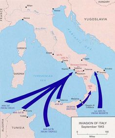 Map map of the allied breakout from the anzio italy beachhead and the italian campaign ww2 google search gumiabroncs Choice Image