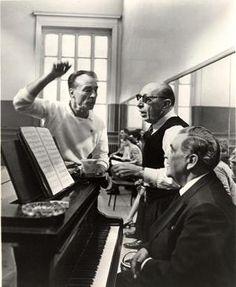 Balanchine and Stravinsky