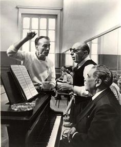 Balanchine and Stravinsky