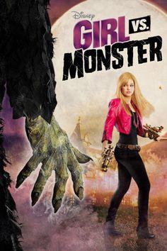 olivia holt in girl vs monster | poster girl vs monster regia stuart gillard cu olivia holt gen film ...