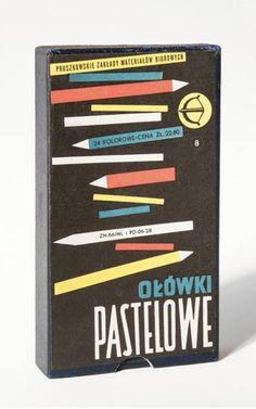 Polish pencils. 1970s