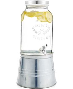 The Cellar Ice Bucket Drink Dispenser with Stand