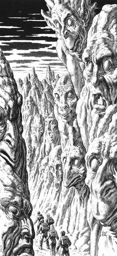 Varying from course presents a slew of obstacles. (Virgil Finlay)