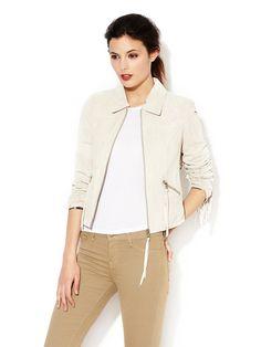 Sam Edelman Luella Leather Jacket