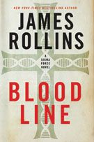 The upcoming book by my favorite author, James Rollins. He's like a better version of Dan Brown - lots of historical mysteries, lots of action and adventure. Can't wait.