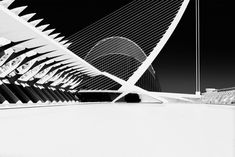 Trademark Fine Art City of Arts and Sciences Part 2 inch Canvas Art by Erik Brede, Size: 22 x White