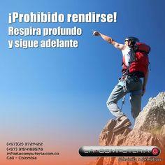 PROHIBIDO RENDIRSE! #actitud #actitudpositiva