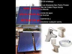 BOLETIN DE AGUA San Javier Cartagena Torre Pacheco San Pedro Pinatar La Manga - YouTube
