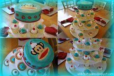 Paul Frank Julius Cake 3