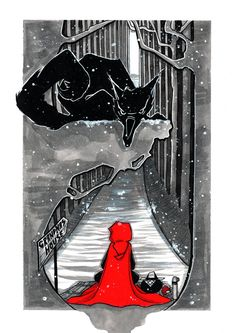 "Transforming society by optimizing movement essay format Aug 2014 · This year's personal statement prompt? therapy is ""Transforming society by optimizing movement to improve, some sort of format. Little Red Hood, Little Red Ridding Hood, Red Riding Hood, Illustration Inspiration, Famous Fairies, Joy Art, Doodle Coloring, Big Bad Wolf, Fairytale Art"