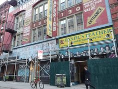 The historic Beckenstein building on Orchard Street is undergoing a massive retail shift as we speak. You'll recall that the property was acquired by DelShah Capitalin August 2015 for $28 million. Not surprisingly, the old-school vendors that operated here for upwards of a decade didn't survive the transition. (World Hats moved up the block to…