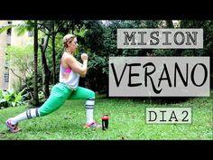RETO: MISION VERANO 1- CUERPO ENTERO! | Naty Arcila | - YouTube